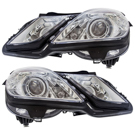 BuyAutoParts 16-80207H2 Headlight Assembly Pair 1