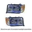 Headlight Assembly Pair 16-80220 H2