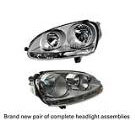 Headlight Assembly Pair - Halogen - All Models
