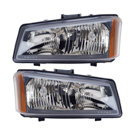 Pair of Headlight Assemblies - 1500-2500-3500 Models