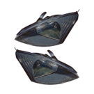 Headlight Assembly Pair 16-80470 A9