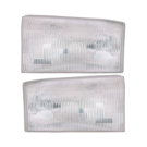 BuyAutoParts 16-80475A9 Headlight Assembly Pair 1