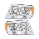 Pair of Headlight Assemblies - Limited Edition
