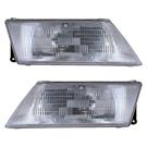 Nissan 200SX Headlight Assembly Pair