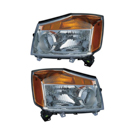 Headlight Assembly 16-01239 AN