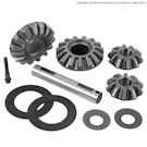 AMC Model 20 - Model 20 Tracloc Clutch Kit - Front Differential