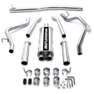 Mitsubishi Cat Back Performance Exhaust