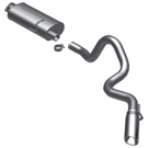 Land Rover Cat Back Performance Exhaust