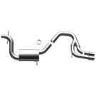 Audi A3 Cat Back Performance Exhaust
