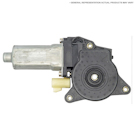 2003 BMW M5 Window Motor Only 1