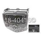 Radio or CD Player 18-40416 R