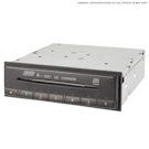 Trunk CD Changer with OEM 651291311852 or 65126913390