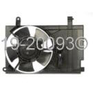 Cooling Fan Assembly 19-20093 AN