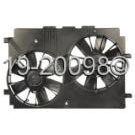 Dual Fan Assembly - 3.8L Models