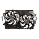 Cooling Fan Assembly 19-20107 AN