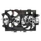 Dual Fan Assembly - 3.4L  Models