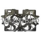 Radiator and Condenser Side - 2.0L Automatic Transmission Models