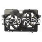 Dual Fan Assembly - 3.0L Models