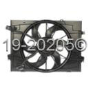 Ford Probe Cooling Fan Assembly