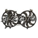 Infiniti G35 Cooling Fan Assembly