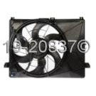 Kia Rondo Cooling Fan Assembly