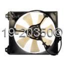 Lexus ES300 Cooling Fan Assembly