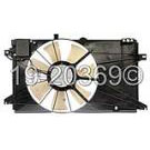 Mazda 5 Cooling Fan Assembly