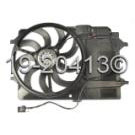 Mini Cooling Fan Assembly