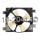 Mitsubishi Diamante Cooling Fan Assembly