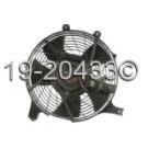Condenser Side - 2.0L Turbo Models - Single Fan