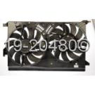 Saab 9-3 Cooling Fan Assembly