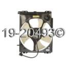 Subaru Forester Cooling Fan Assembly