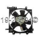 Radiator Side - 2.0L  Models