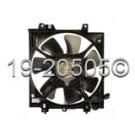 Subaru WRX Cooling Fan Assembly