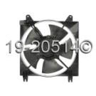 Cooling Fan Assembly 19-20514 AN