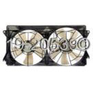Cooling Fan Assembly 19-20539 AN