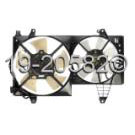 Volvo V40 Cooling Fan Assembly