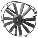 Freightliner Sprinter Van Cooling Fan Assembly
