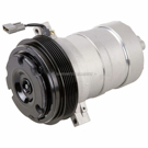 A/C Compressor 60-00949 NA