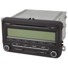Volkswagen CC Radio or CD Player