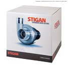 Stigan 847-1527 Turbocharger 2