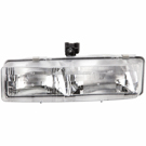 Oldsmobile Cutlass Headlight Assembly