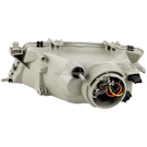 Saab 9-3 Headlight Assembly