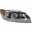 Volvo S40 Headlight Assembly