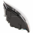 Volvo V50 Headlight Assembly