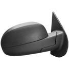 BuyAutoParts 14-11173ML Side View Mirror 1