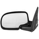 BuyAutoParts 14-11192MH Side View Mirror 2