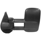 BuyAutoParts 13-60007TN Towing Mirror 1