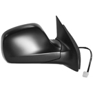 BuyAutoParts 14-11203MI Side View Mirror 1