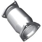 Daewoo Nubira Catalytic Converter